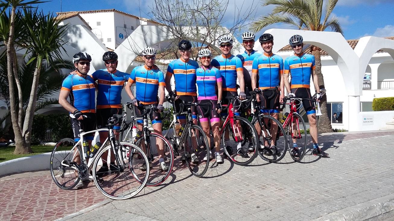 Veloferien Mallorca vom 23.- 30.4.2016