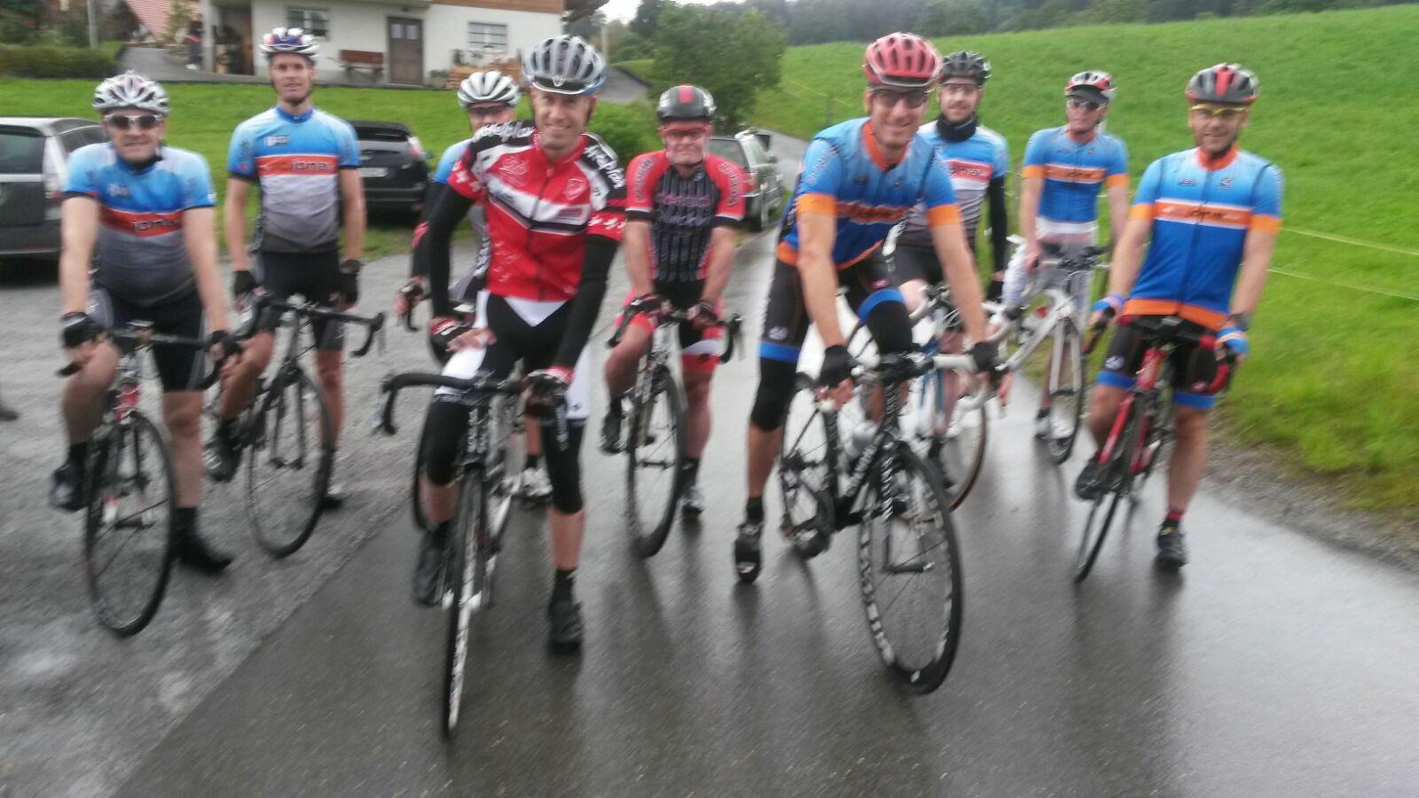 Clubmeisterschaft Bergrennen vom 14.6.2016