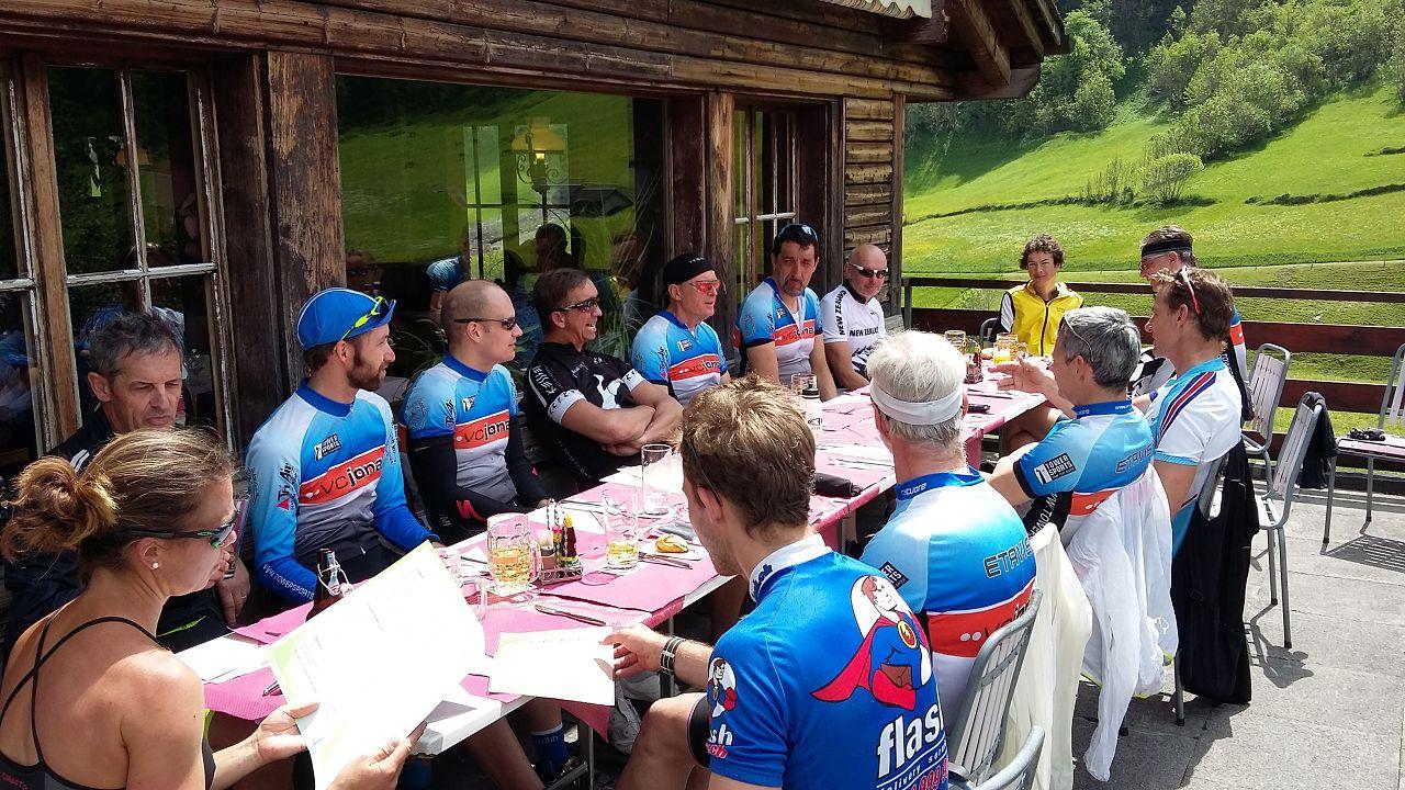 Rennvelo-Tour Elm vom 30.5.2015